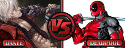 Dante vs Deadpool
