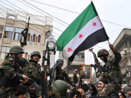 Syrian troops that defected