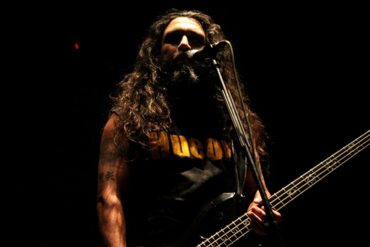 Tom Araya - Bass & Vocals