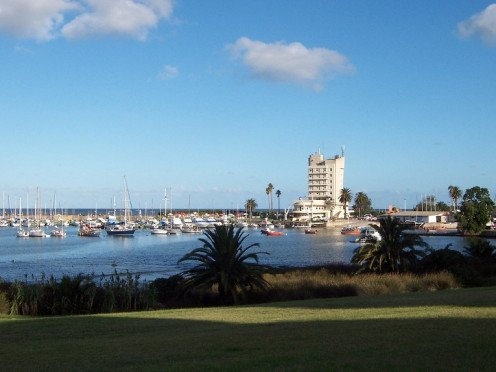The Port and Yacht Club of Buceo, Montevideo