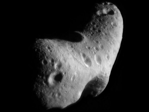 Eros is a NEO (near Earth object)
