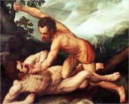 Cain Slaying Abel