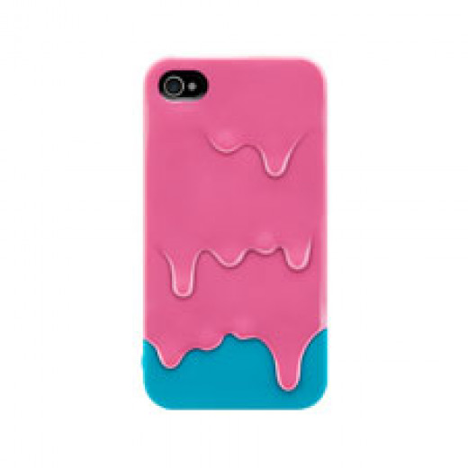 cool melting iPhone case