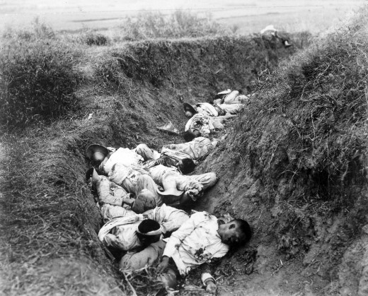 Casualties of the Philippine-American War