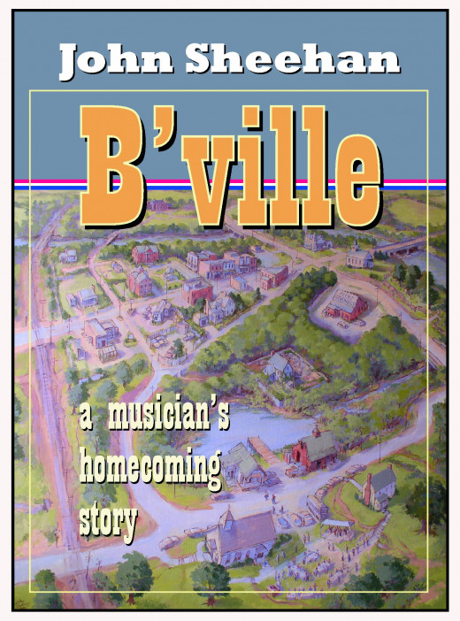 The e-book edition of B'ville, a musician's homecoming story is now on sale at Barnes and Noble.com