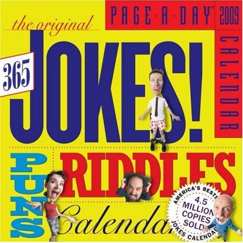 365 Jokes Riddles Puns page-a-day calendar (image source: amazon.com)