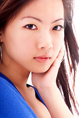 She is serene... from Yaw Yong Xin Source: flickr.com