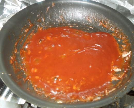 Honey BBQ Sauce