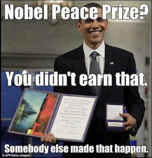 obama didn t win peace prize