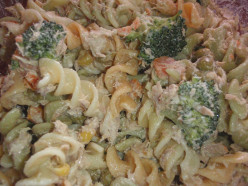 Quick and Easy Recipe: Tuna Pasta Salad