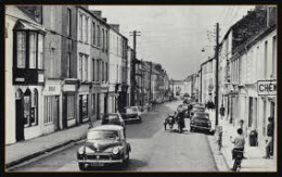 Listowel town in the 1950's