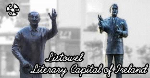 Listowel Writers Week is a hugely popular international event every June.
