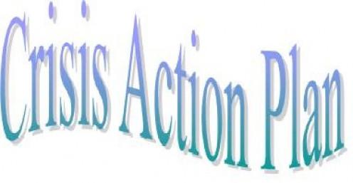 Crisis Action Plan