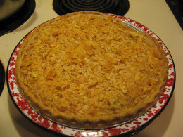 Seafood Quiche with Crab Meat and Shrimp