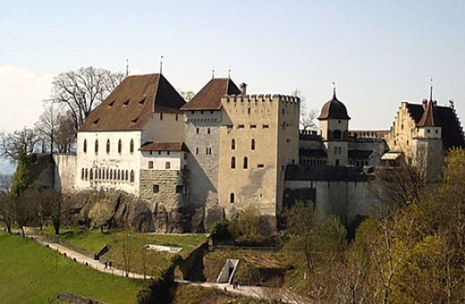 The Lemberg Castle