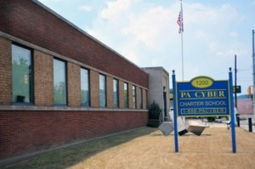 PA Cyber Charter School location raided by the FBI on July 12, 2012