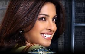 A Beautiful Indian Actress