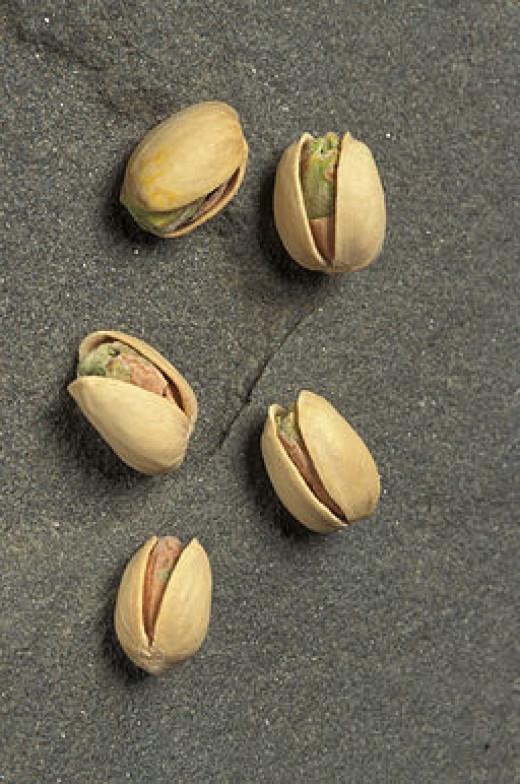 whole pistachios