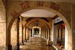 Arcades, Place ducale, Charleville-Mézières