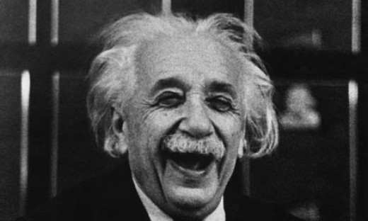 See??? Physics can be fun.. even Einstein thinks so!