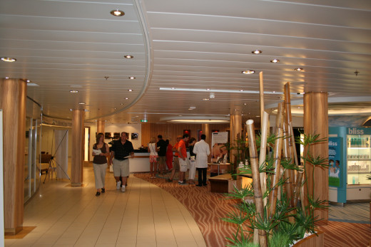 Vitality at Sea Spa