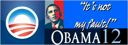Another version of my proposed Obama bumper sticker for 2012.