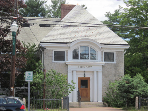North Conway Historical Library