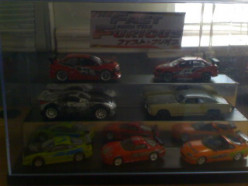 The Fast and The Furious diecast collectibles