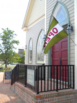 Lydia B. Cannon Museum and Milton Historical Society building is a great place to start your tour.