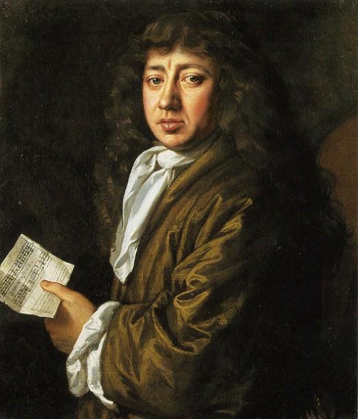Samuel Pepys, Portrait by John Hayls