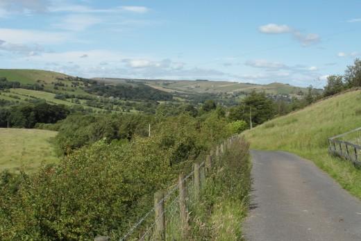 Happy Valley, Lancashire