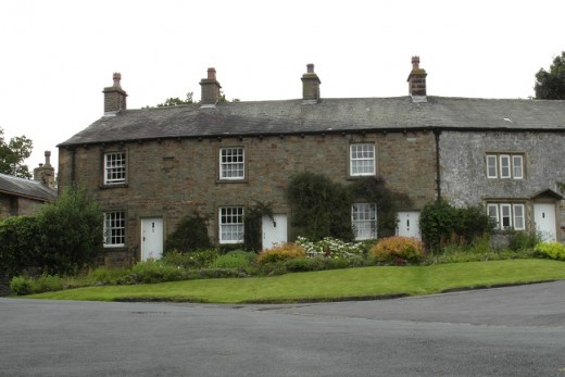 Terraced Houses, Downham
