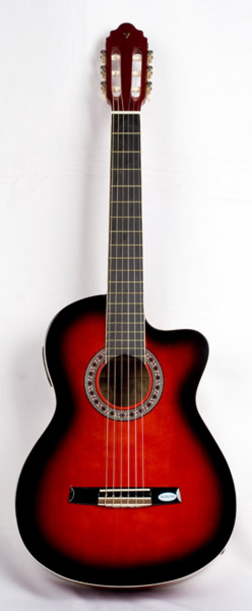 Valencia CL-160 CVT RDS Guitar