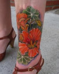 Leg Tattoo Designs And Symbols-Popular Leg Tattoos And Ideas-Leg Tattoo Pictures