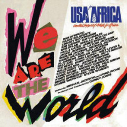 We are the world (1985)
