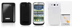 The Best Samsung Galaxy S3 External Battery Packs and Cases