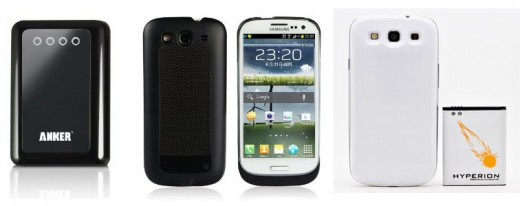 Juice pack, battery case and big power battery for the Samsung Galaxy S2