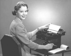 Stolen TypeWriter