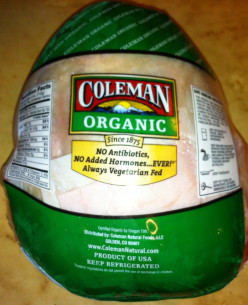 Product Review: Coleman Organic Chicken