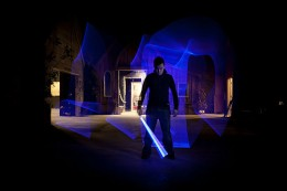 Jedi Light Planter