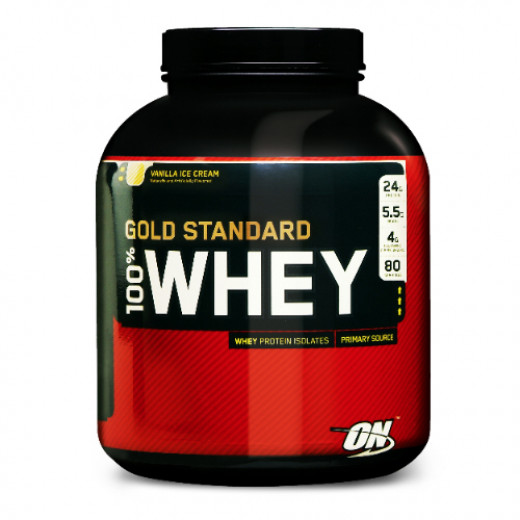Probably the best selling whey product on the market.