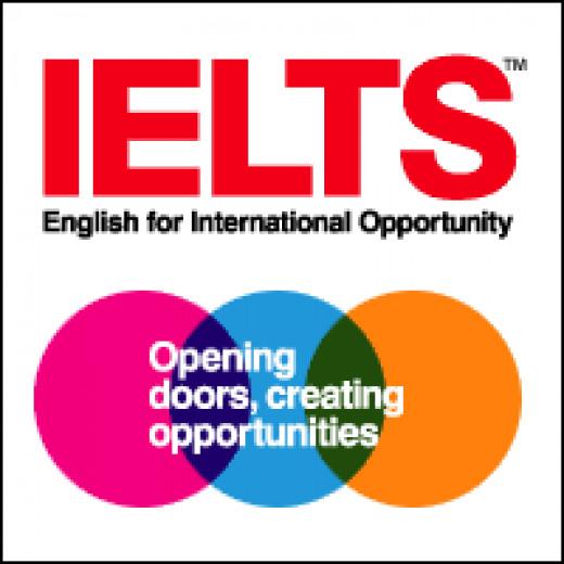 Official IELTS Logo