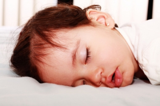 We spend a large portion of our lives sleeping on mattresses that contain fire retardants.