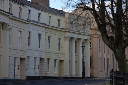 Upper Crescent, Belfast