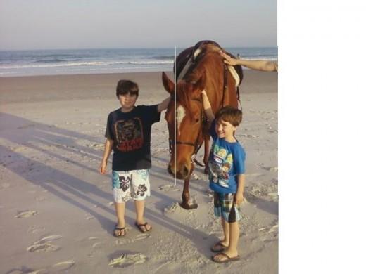 Amelia Island horseback riding