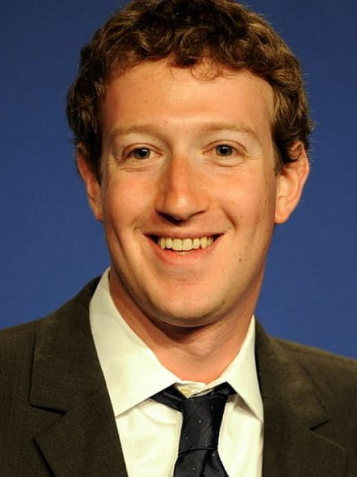 The world's youngest billionaire. Do we need to say any more?