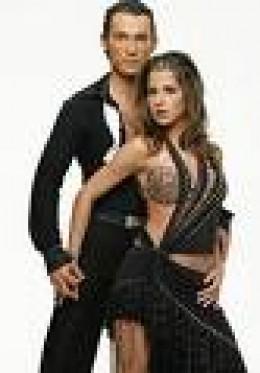 Kelly Monaco & Alec Mazo