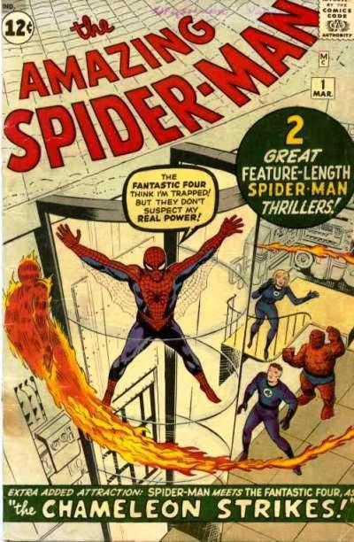 The Amazing Spiderman #1