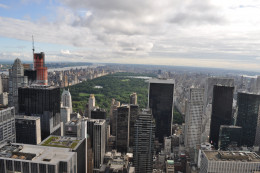 What about that - this is looking to the north from the The Top of The Rock