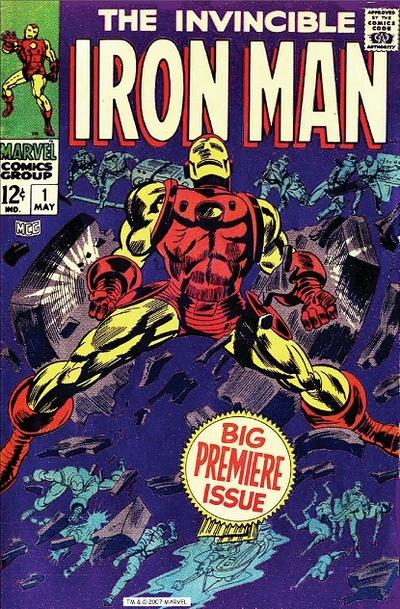 Ironman #1